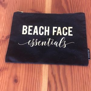 Handbags - Beach Face Envelope Clutch